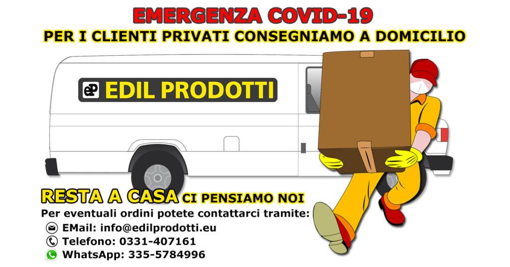 Consegna Domicilio Covid-19